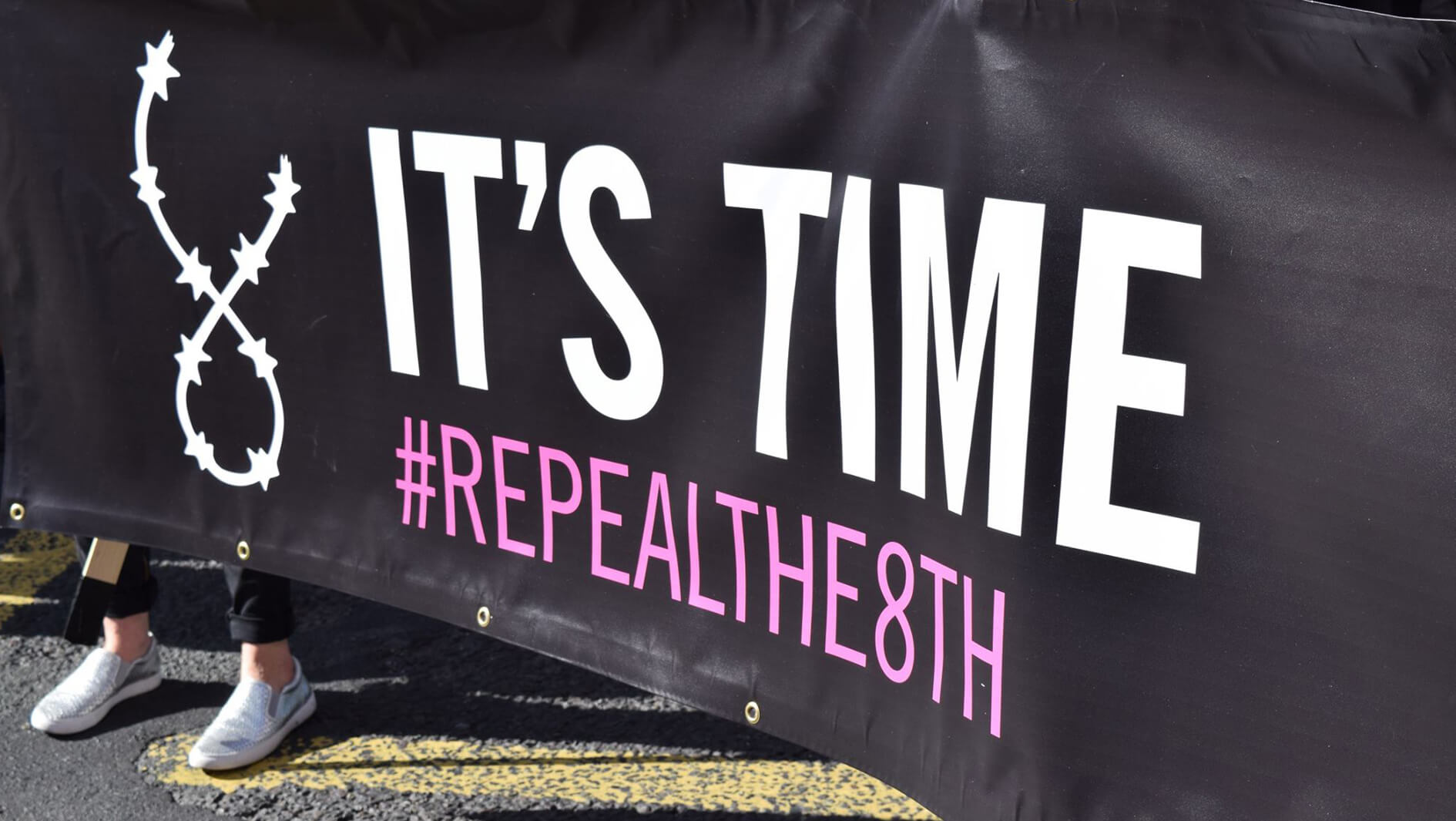 Amnesty It's Time Repeal The 8th