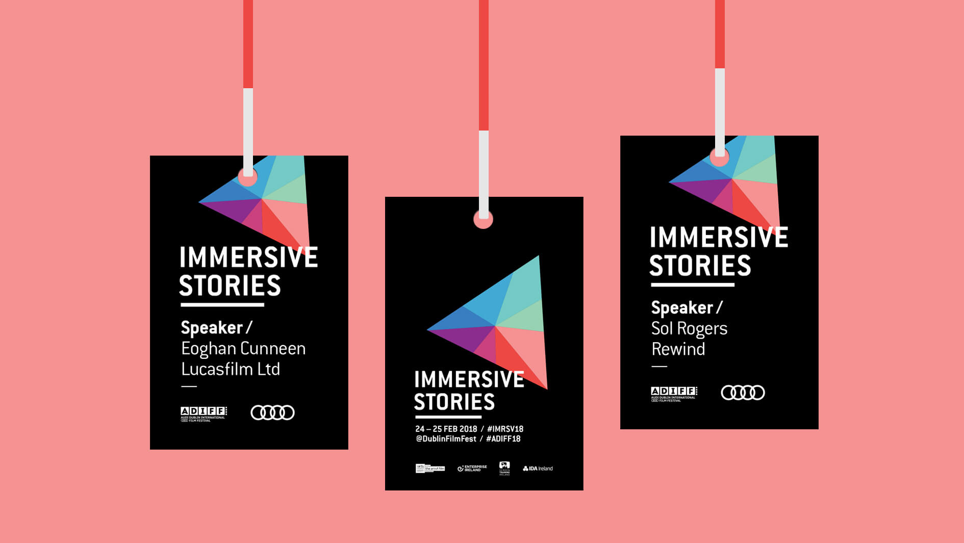 DIFF / Immersive Stories passes